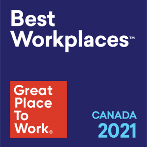 Best Workplaces Canada 2021